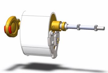 מנעול בעלת יכולת להיכנס לכל דלת פלדלת סטנדרטית ללא שינויים וללא החלפת חלקים יקרים