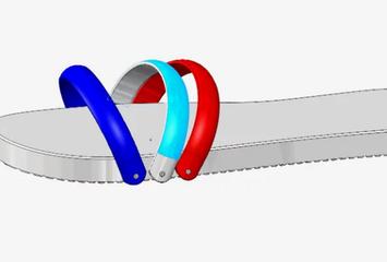 אופציה לייצר מוצר אישי ולקבוע בצורה דינאמית את הצבע והצורה על ידי שימוש במדפסת תלת מימדית