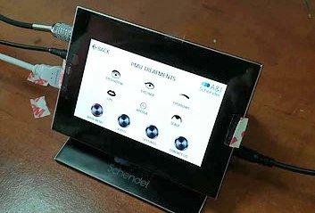 מכשיר ההופך את תהליך הקעקוע למדויק ופשוט יותר