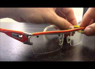 פרויקט משקפיים מחליפות צבע