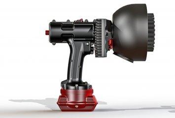 מברשת תת-מימית לניקוי יאכטות עבור חברת Nemo Power Tools
