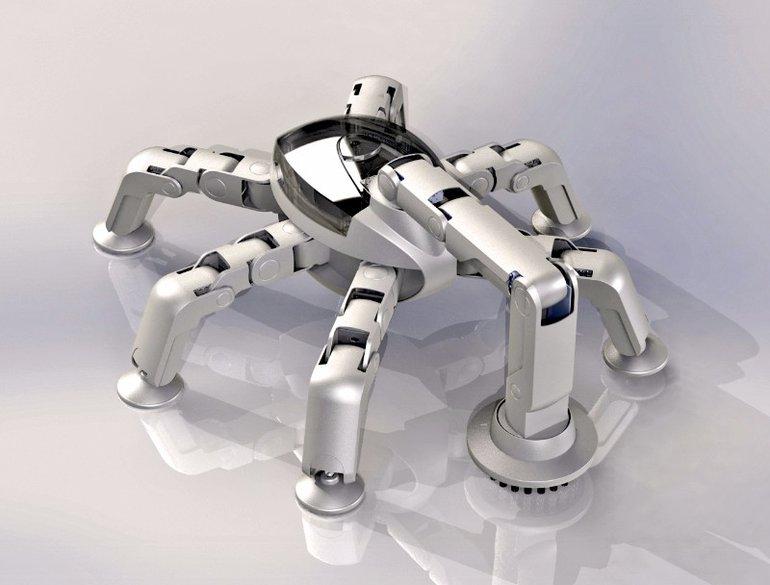 רובוט לניקוי מכוניות